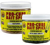 Pro-Cure Scented Rock Salt 16oz